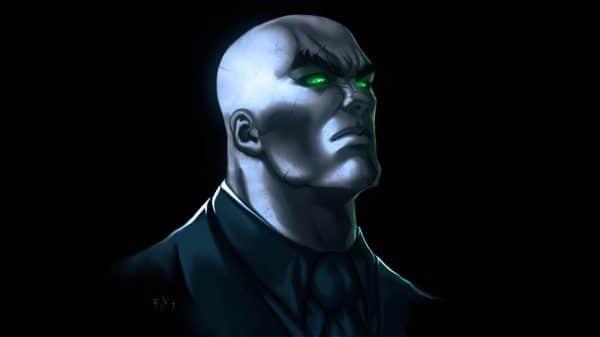 Lex Luthor - Batman v Superman - fan art