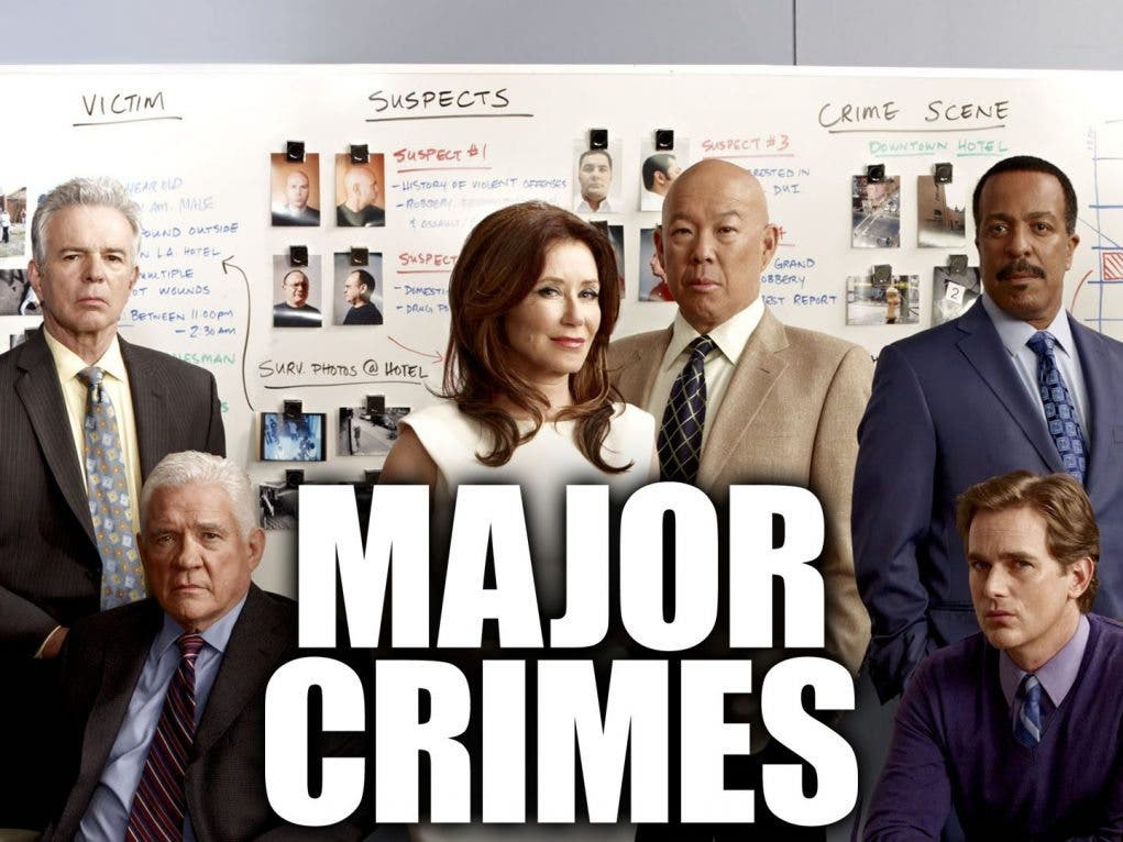 Major Crimes - estreno