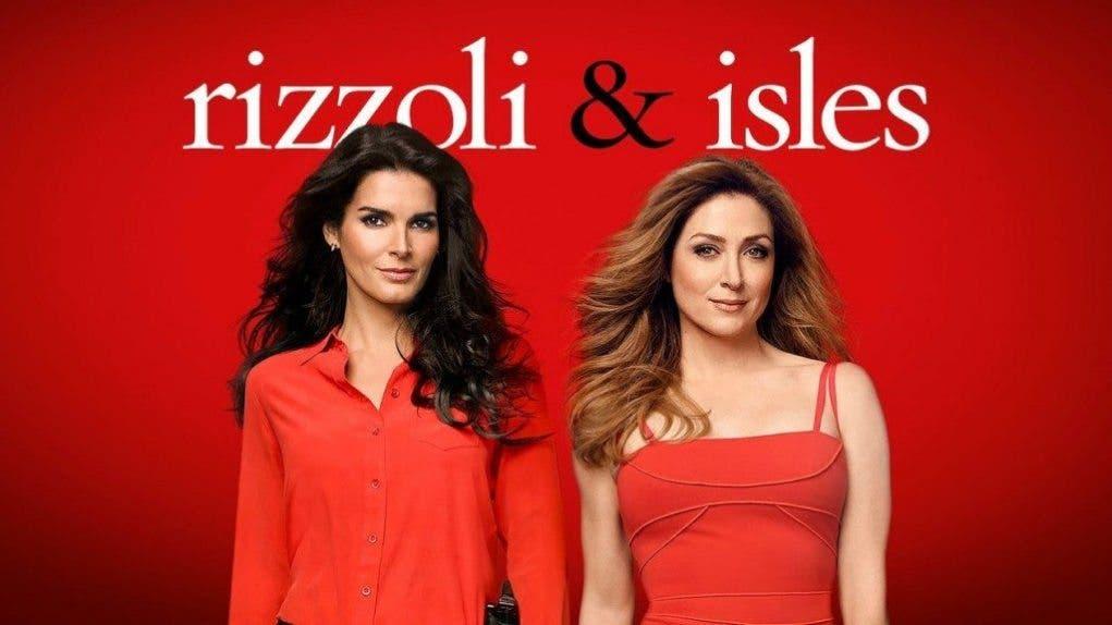 Rizzoli and Isles - estreno
