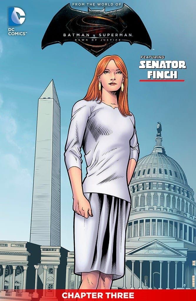 Senadora Finch