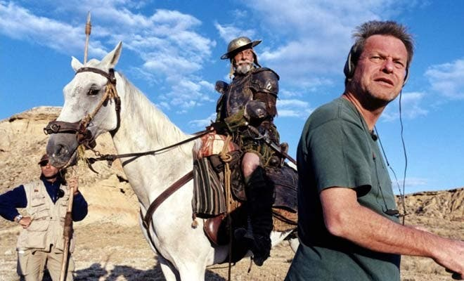 The man who would film Don Quixote - Películas malditas