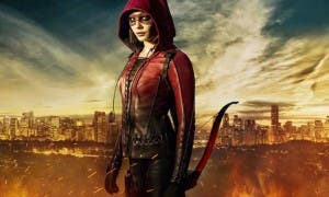 Thea Queen futuro - Arrow