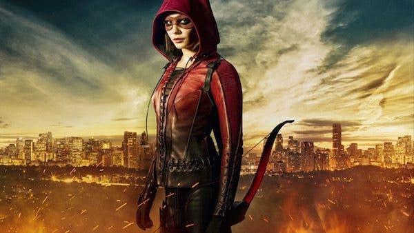 Thea Queen futuro - Arrow