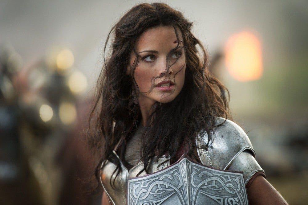 Jamie Alexander pudo haber sido Wonder Woman