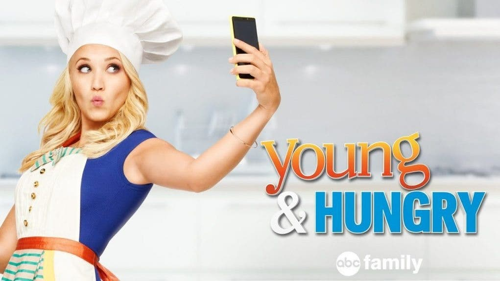 Young and Hungry - estreno