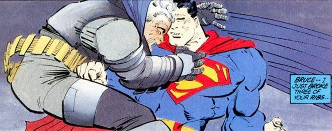batman-v-superman-Frank-Miller
