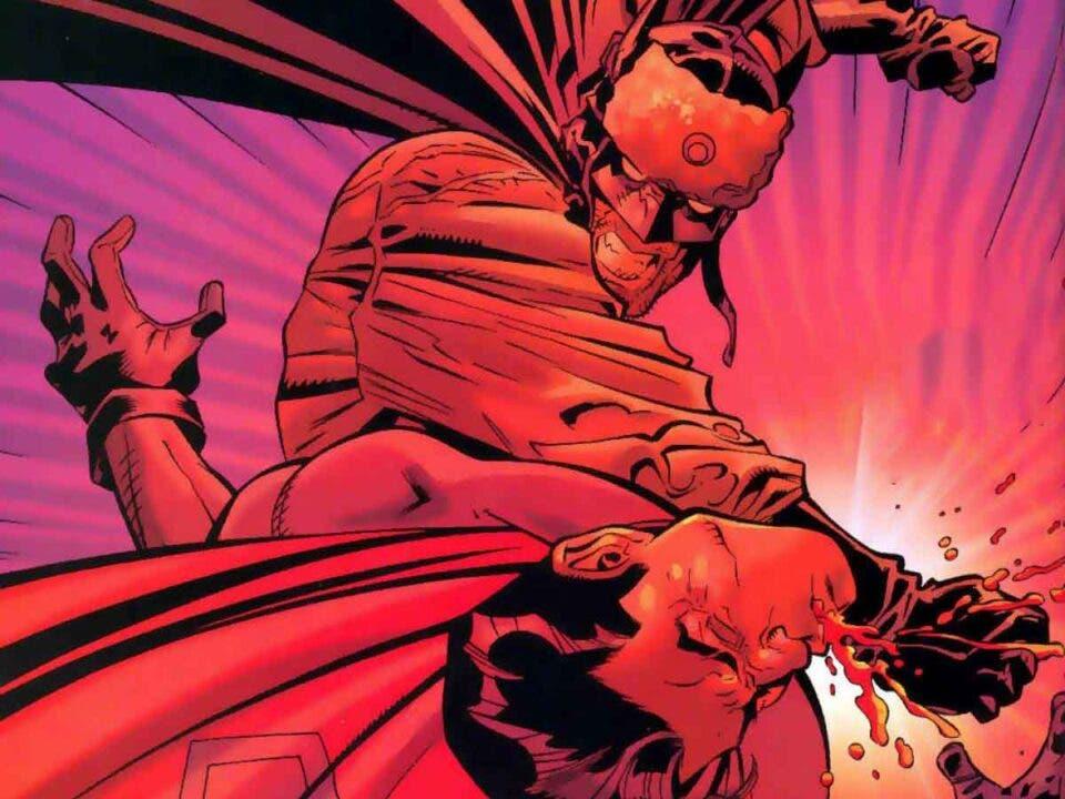 [CÓMICS] Superman: Hijo rojo. El Superman soviético vs Batman, el terrorista