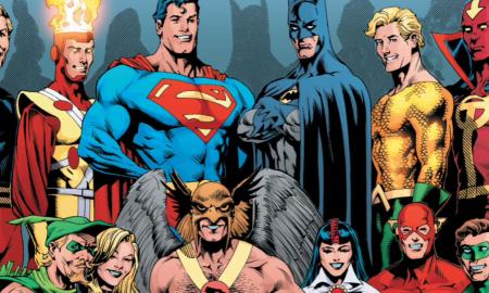 crisis de identidad DC Comics