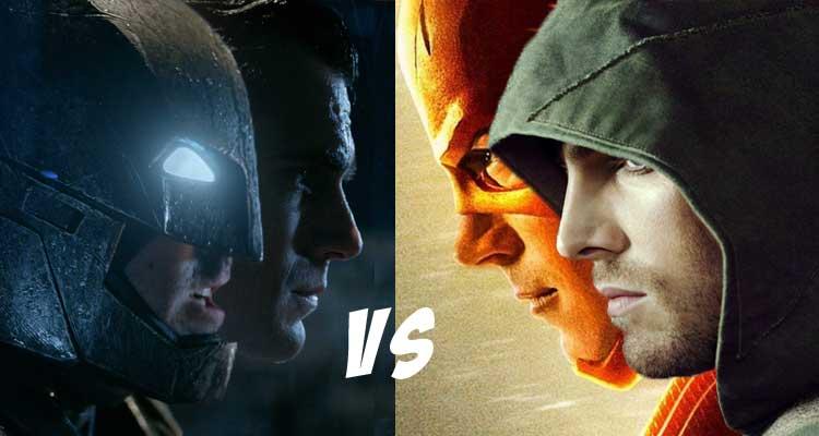 DC Y Warner bros harán la pelicula de: La Liga De La Justicia: Crisis en 2 mundos con los personajes de la DCEU y DCTV.