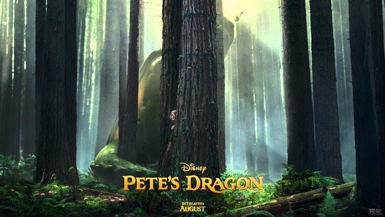 Pedro y el dragón Elliot (Pete's Dragon)