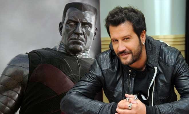 Stefan Kapicic es Coloso en Deadpool