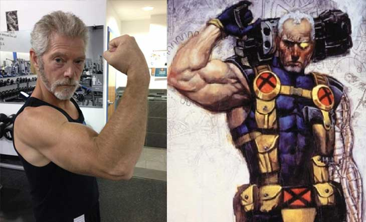 Stephen Lang Cable Deadpool 2