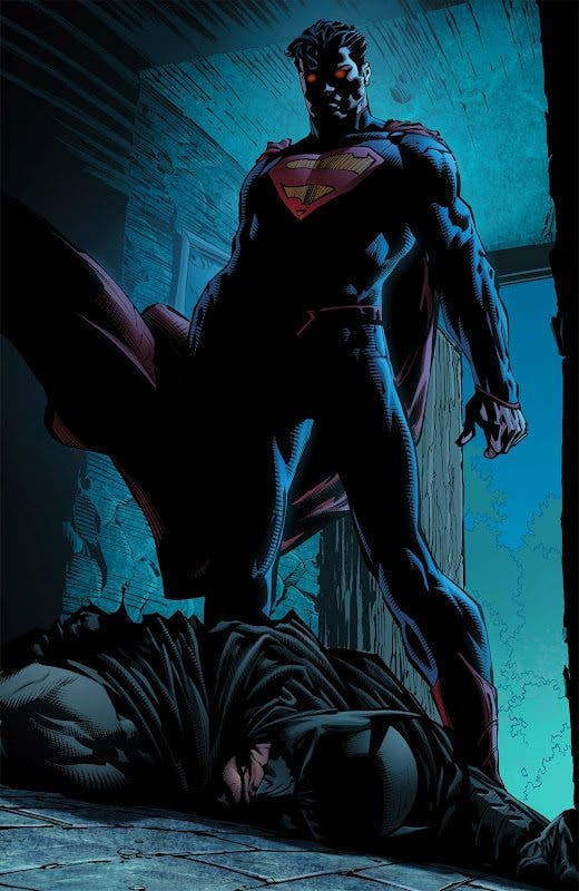 superman batman terrores nocturnos ECC