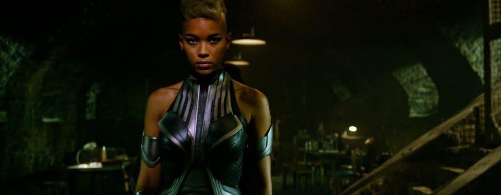 Alexandra Shipp (Tormenta) habla sobre X-Men: Dark Phoenix (2018)