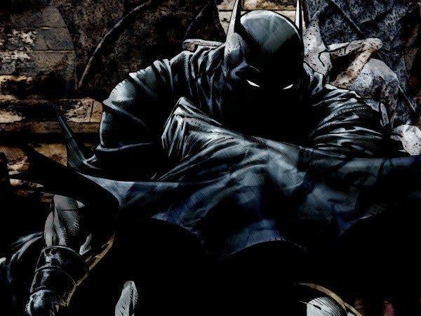 Batman - nuevo look - DC Comics
