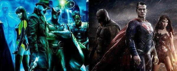 Batman v Superman - Watchmen - Zack Snyder