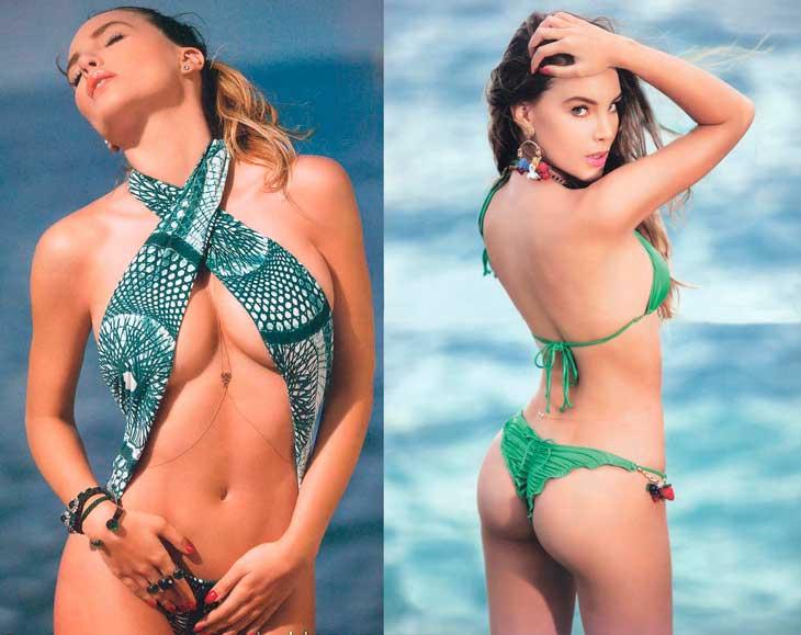 Belinda Peregrín se une al elenco de Los Vigilantes de la playa