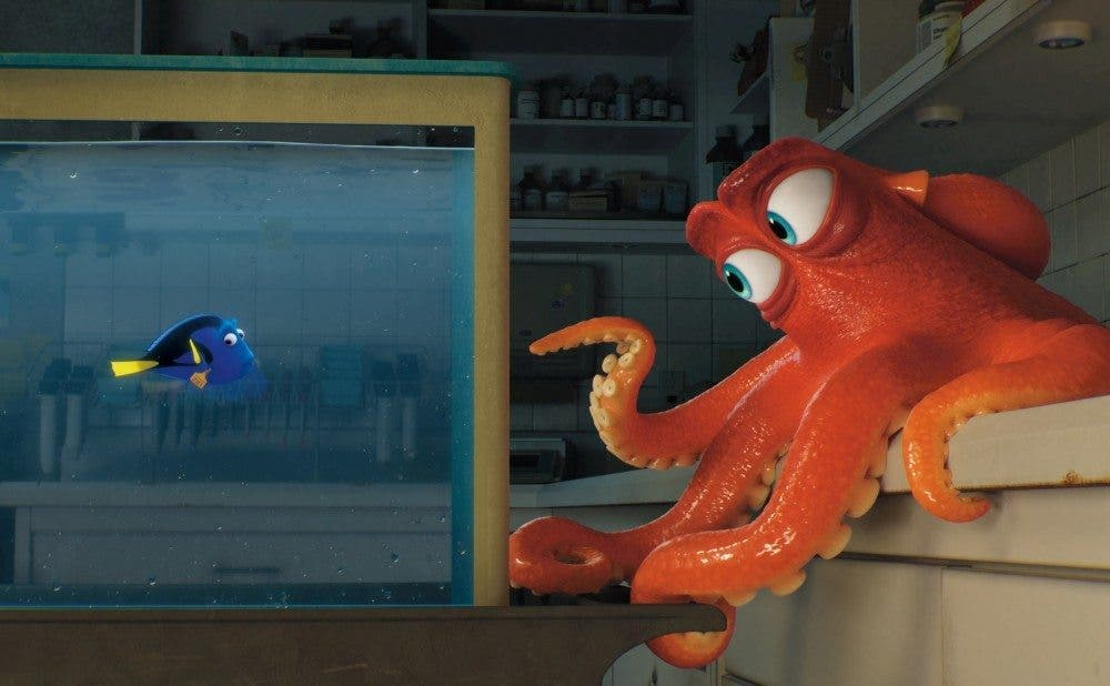 FINDING DORY - Buscando a Dory