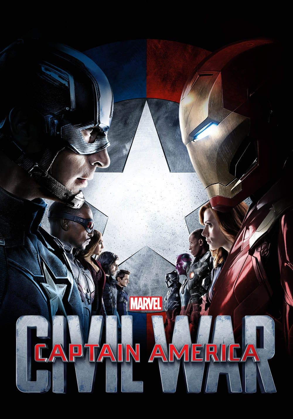 EL CAMINO HACIA VENGADORES: INFINITY WAR: Capitán América: Civil War (2016)