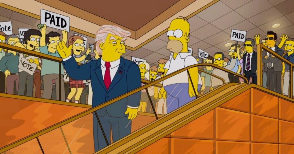 donald-trump-elecciones-estados-unidos-los-simpsons