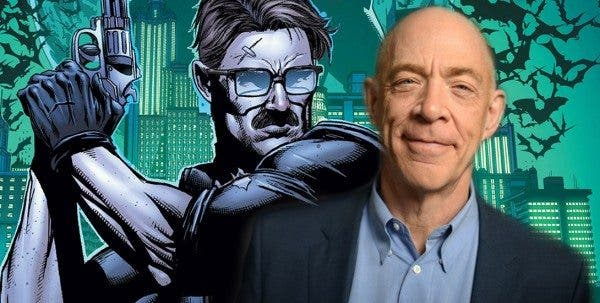 JK Simmons - James Gordon
