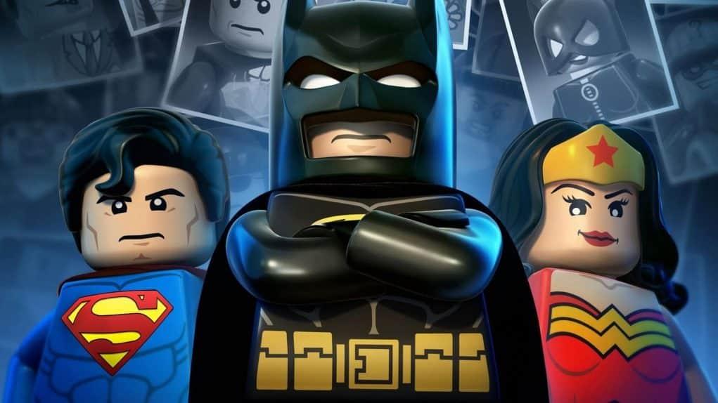 superhéroes Lego Batman v Superman