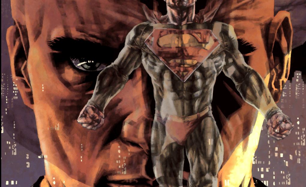 Lex Luthor Hombre de acero