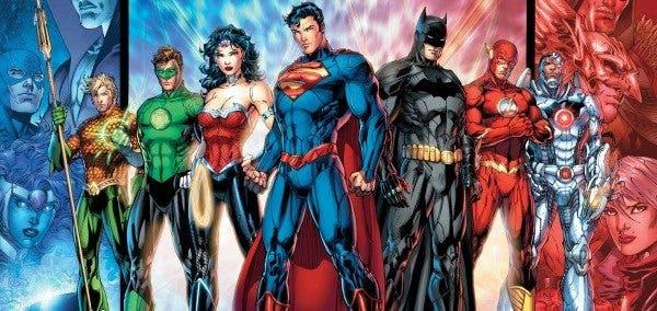 Liga de la Justicia - estreno - Batman v Superman