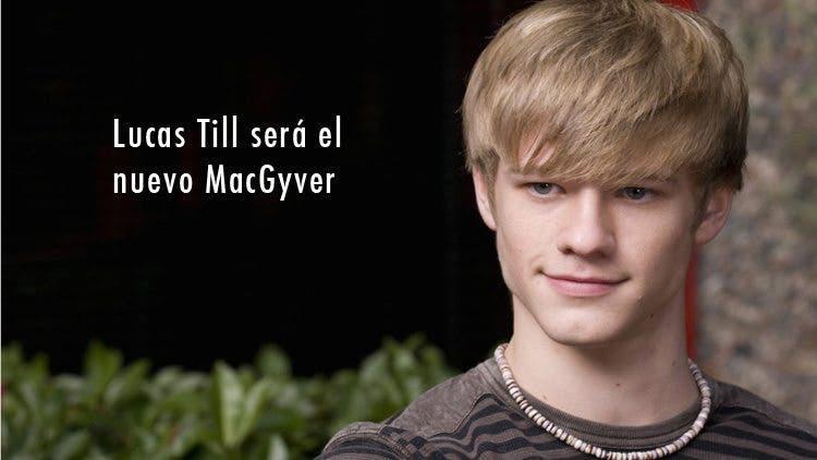 Lucas till es el nuevo MacGyver