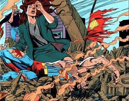 Muerte-de-Superman