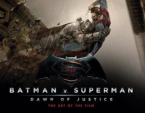 Portada Batman v Superman