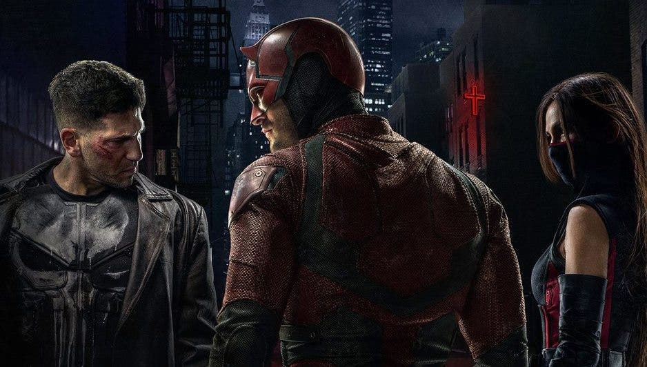 Poster final de Daredevil season 2
