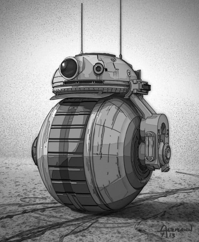 Concept BB-8