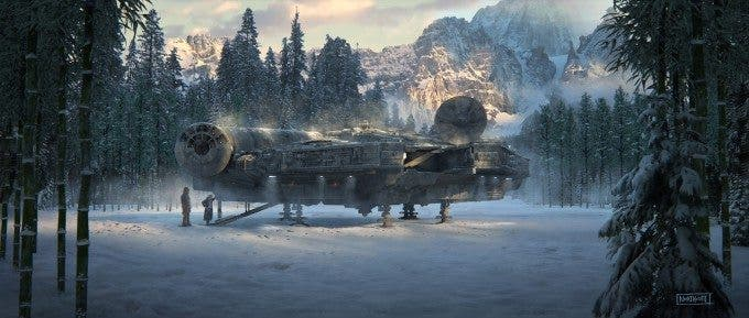Star Wars The Force Awakens Concept Art ILM 006