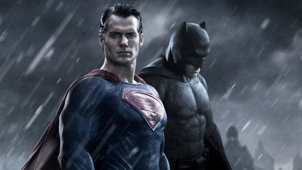 Superman - Batman v Superman - estreno