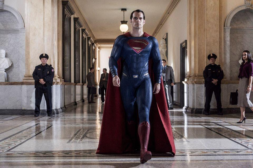 Superman en El amanecer de la justicia