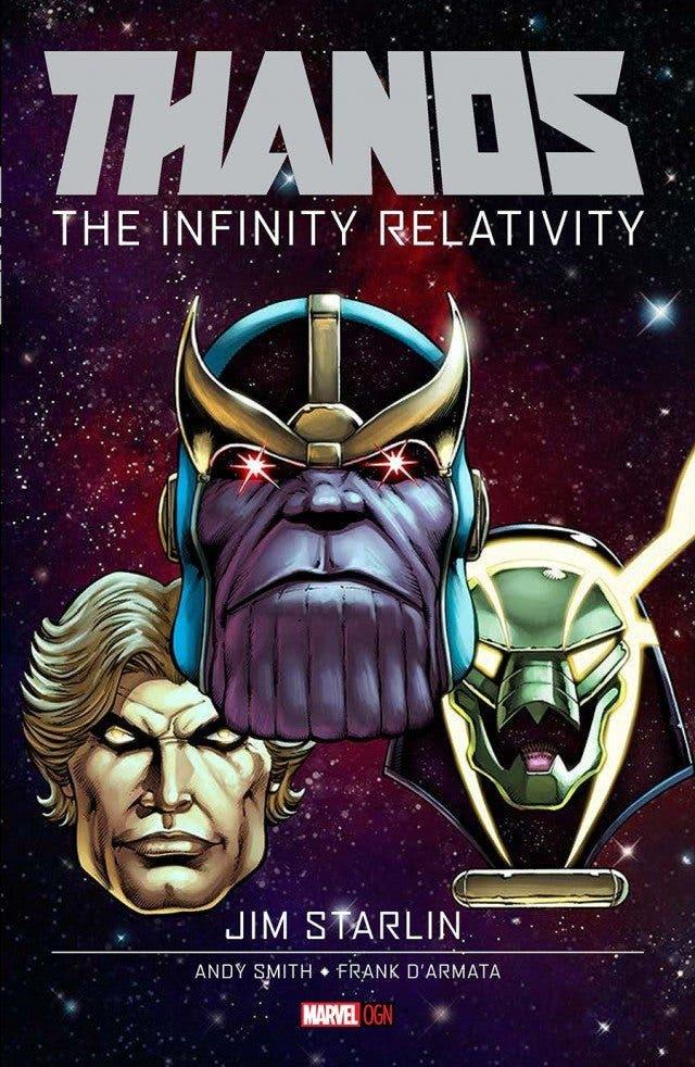 Thanos Infinity