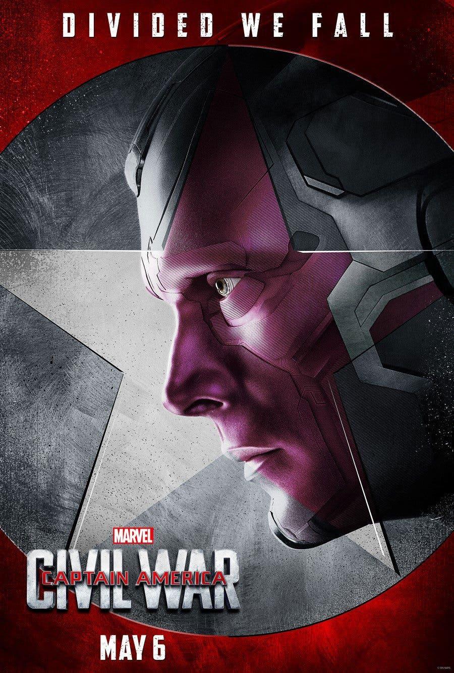 Vision civil war