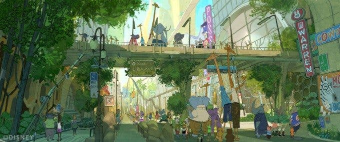 Zootopia_Concept_Art_by_Cory_Loftis_Disney