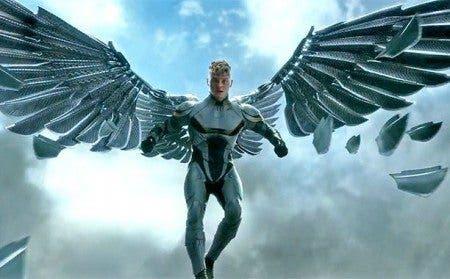 angel x-men apocalipsis
