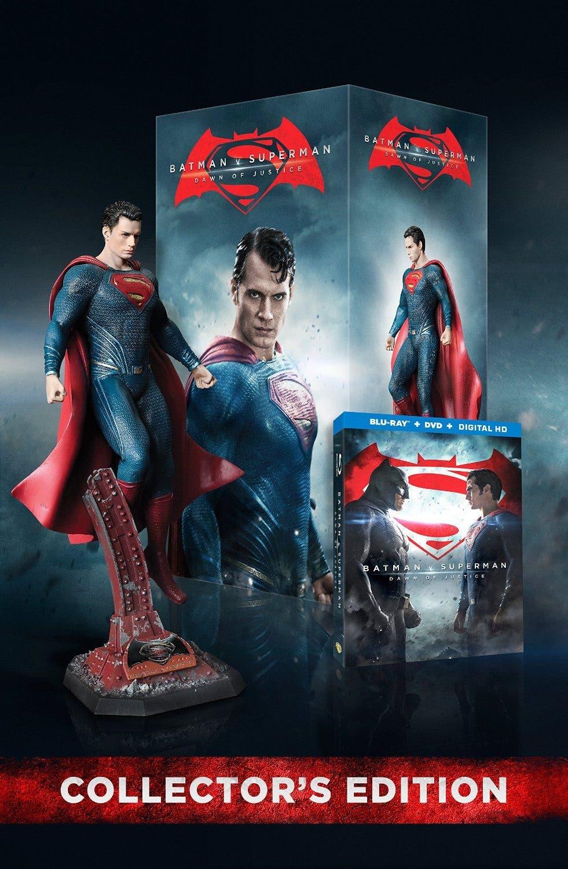 batman v superman collector edition