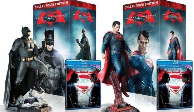 Batman v Superman: El amanecer de la justicia collector edition Batman