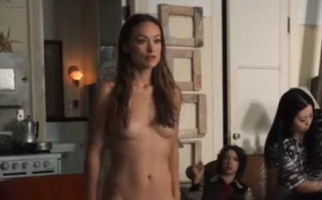 Olivia Wilde desnuda