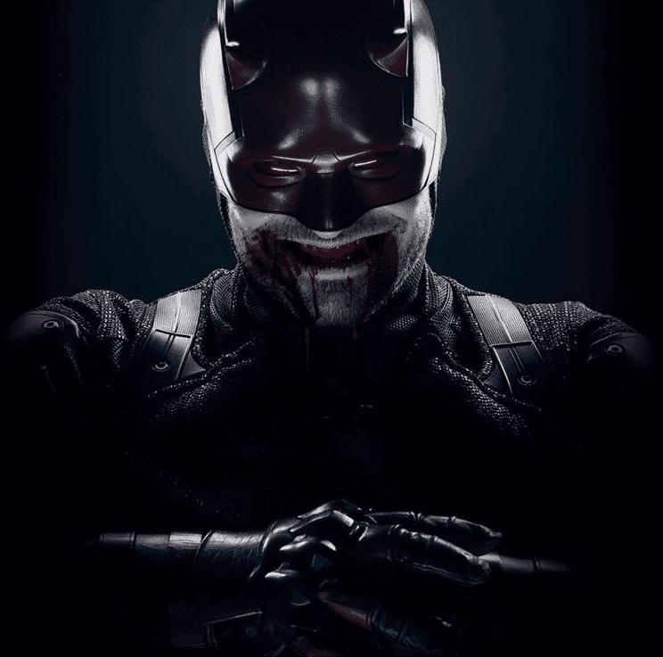 póster 2ª temporada de Daredevil en Netflix