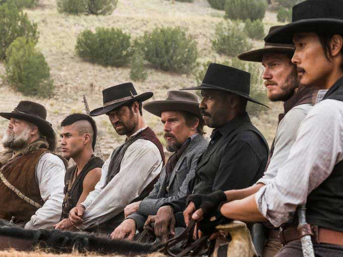 The Magnificent Seven (Los siete magníficos)