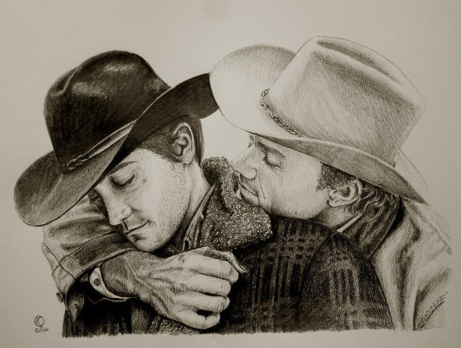 Brokeback Mountain - Heath Ledger