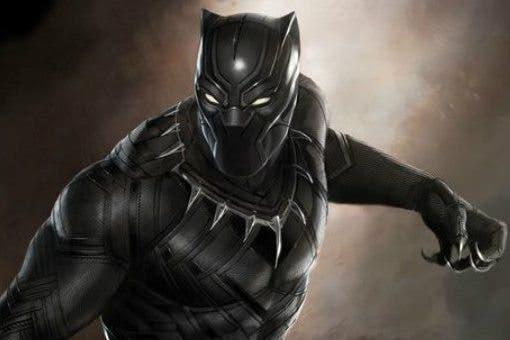 Primeras imágenes de Martin Freeman en el rodaje de Pantera Negra