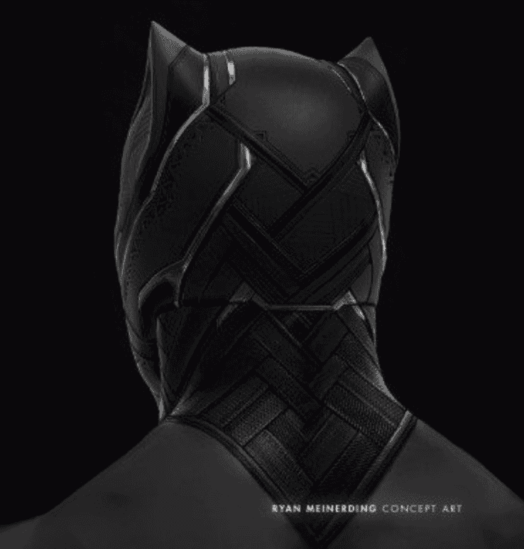 Concept art Black Panther