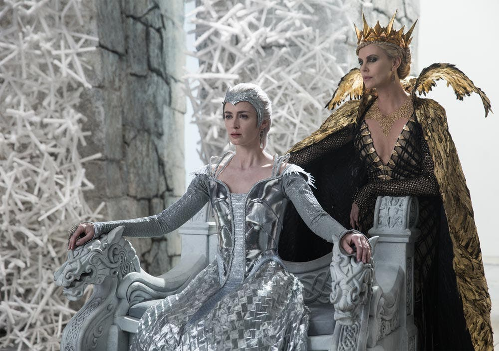 El cazador y la reina del hielo