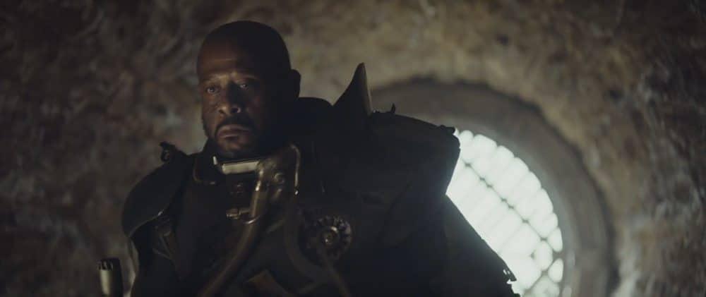 Forest Whitaker ROGUE ONE: Una historia de Star Wars